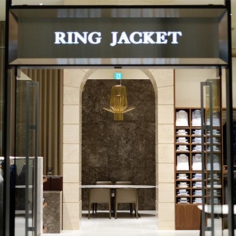 RING JACKET GRAND FRONT OSAKA<br>リングヂャケット マイスター グランフロント大阪