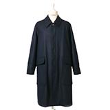 SEALUP / シーラップ ロングステンカラーコート ビッグサイズポケット ウール・ポリエステル 50112