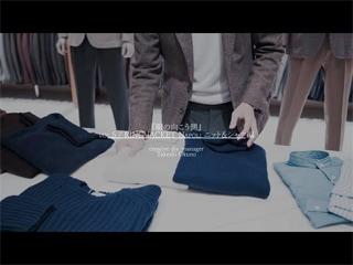 服の向こう側 vol.5 /RING JACKET Napoli ニット&シャツ