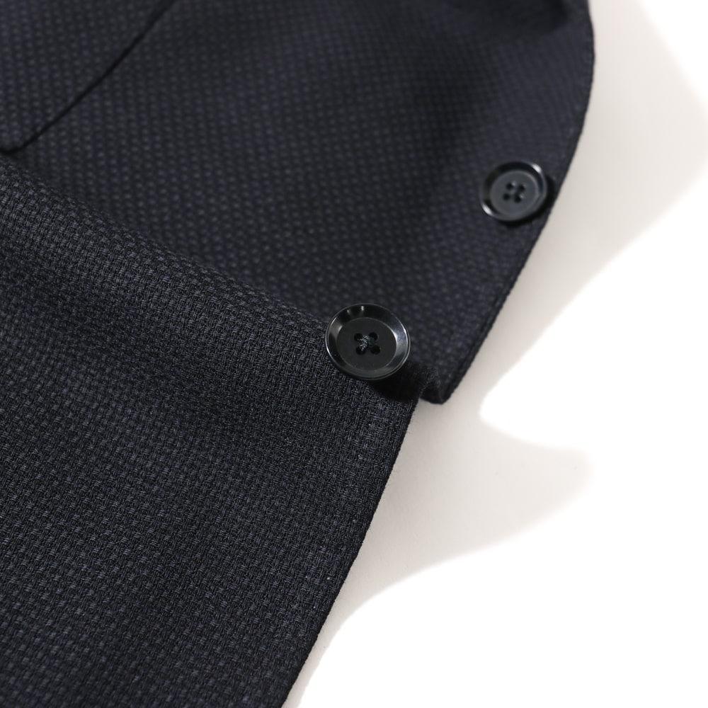 RING JACKET BALLOON Model NO-269 ウール3Bジャケット【ネイビー/無地】