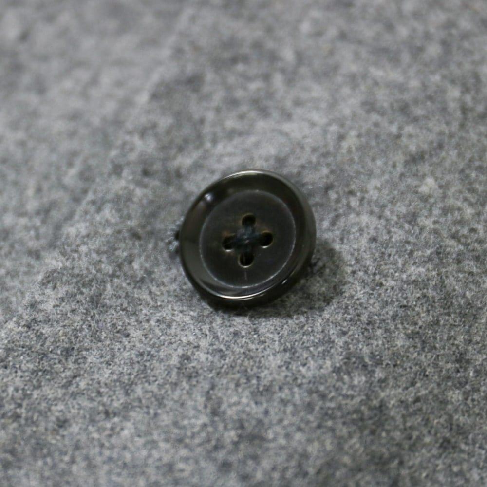 RING JACKET MEISTER CARLO BARBERA/VINTAGE CREAMY FLANNEL Model NO-253 S-172 3B1プリーツスーツ【グレー/無地】