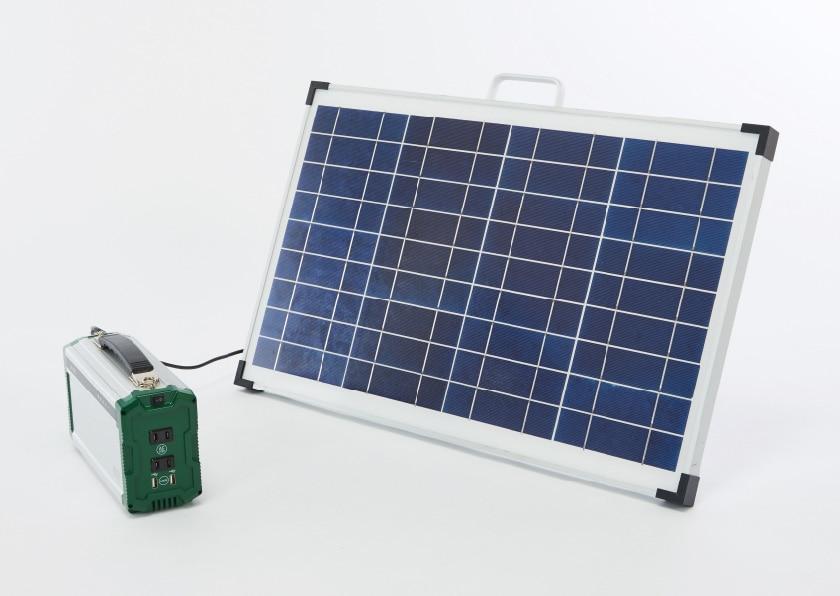 LB-200専用ソーラーパネル