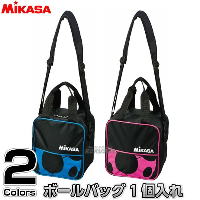 【ミカサ・MIKASA サッカー】サッカーボールバッグ 6個入れ FS6C