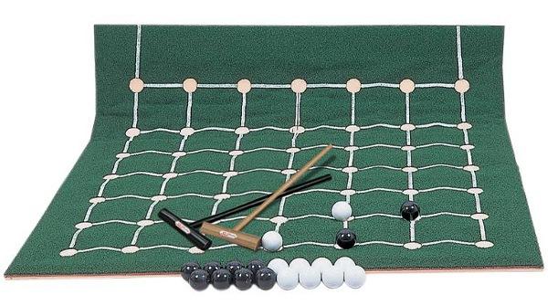 【レジャー・ニュースポーツ スティックゲーム】囲碁ボールセット IB-X