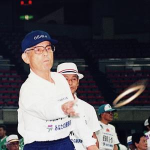 【レジャー・ニュースポーツ スポーツ輪投げ】クロリティー