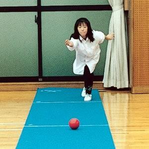 【レジャー・ニュースポーツ ボウリング】ビーンボウリング