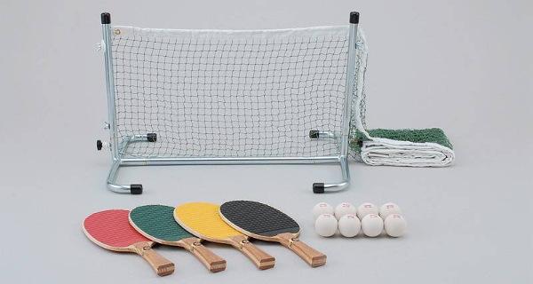 【レジャー・ニュースポーツ ミニテニス×卓球】フリーテニス SDXセット SF-SDXR