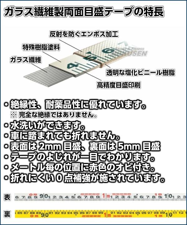 【三和体育】巻尺シムロンR 100m S-1818
