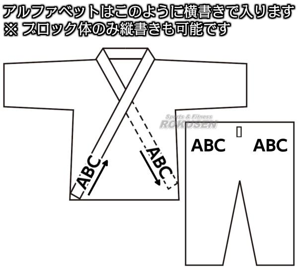 アルファベットレイアウト