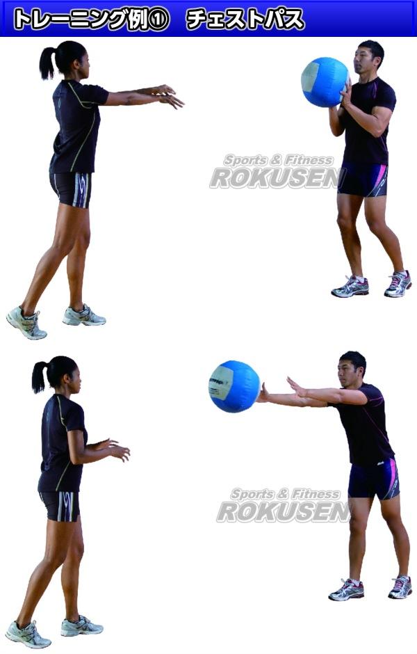 【ニシ・スポーツ NISHI トレーニング】ダイナソフトメディシンボール 5kg NT5815A