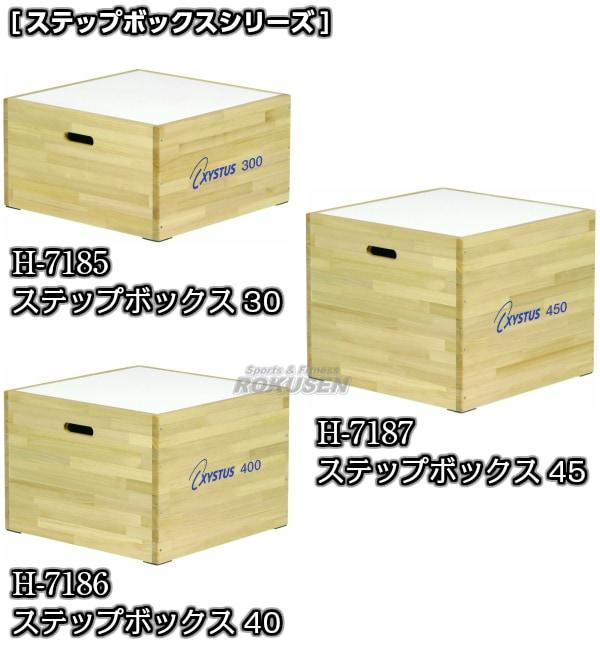 【TOEI LIGHT・トーエイライト トレーニング】ステップボックス45 H-7187