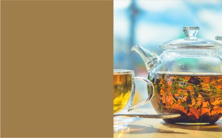 ドイツ最高級品質の紅茶