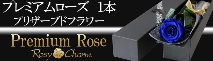 プレミアムローズ 薔薇1本
