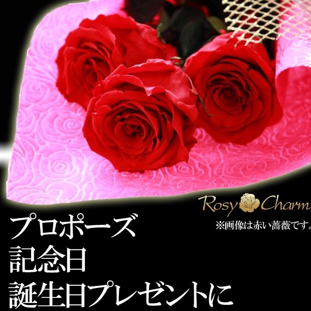 プリザーブドフラワー赤バラの花束
