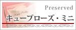 キューブローズ・ミニ プリザーブドフラワー
