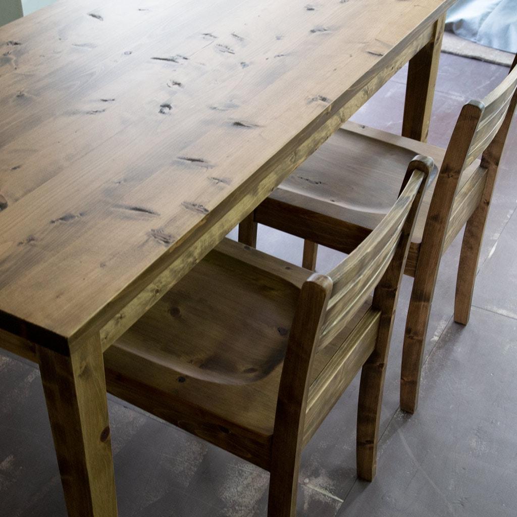 ゲイトマウスダイニングテーブル・チェア