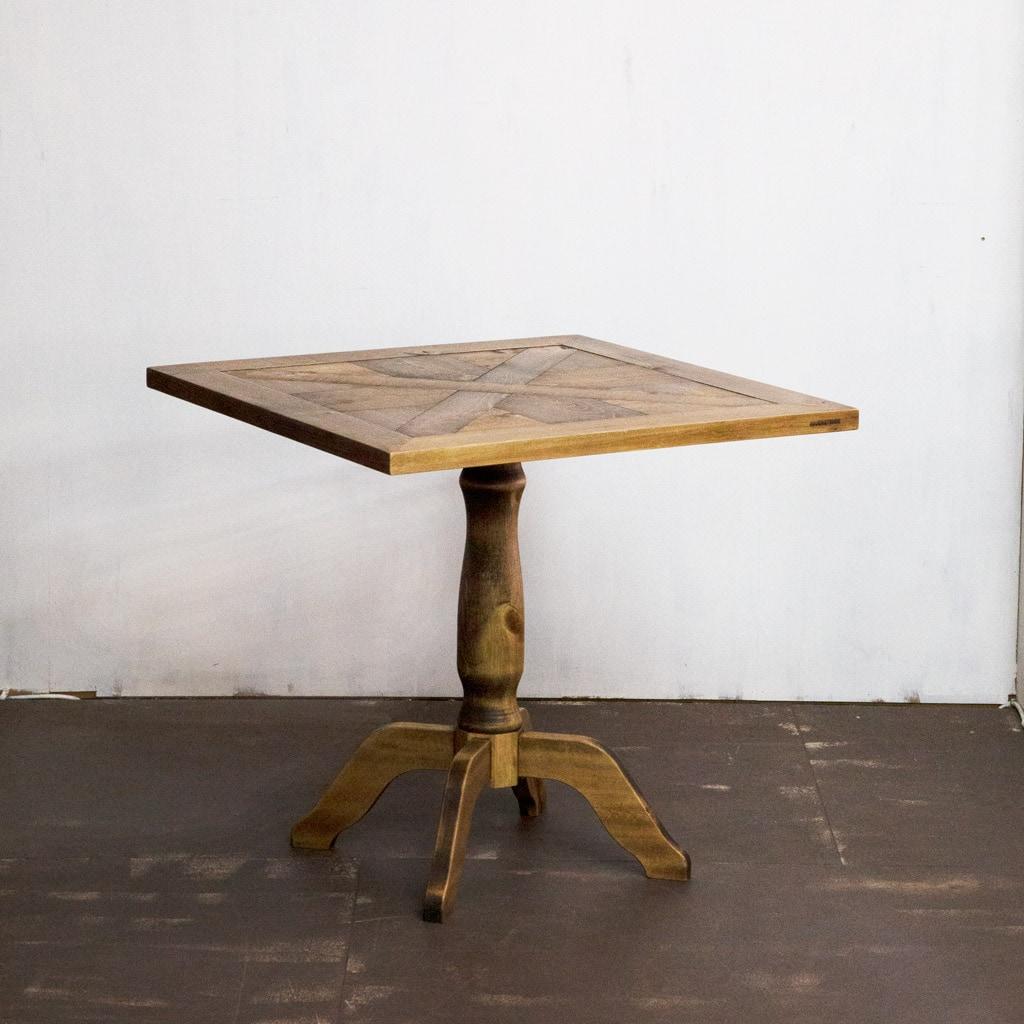 スタンカフェテーブル ポンデロッサパイン