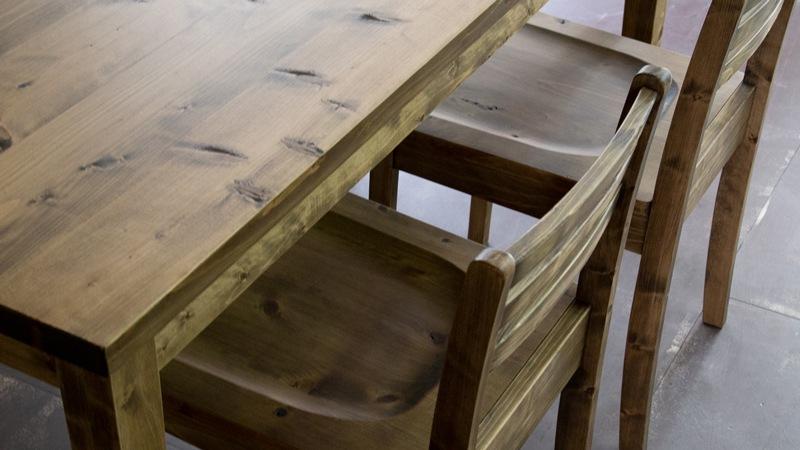 かがわのヒノキで作る家具