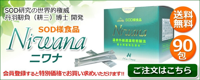 ニワナ(Niwana)90包
