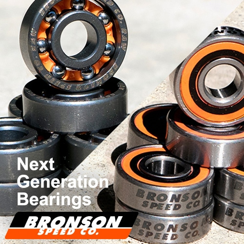スケーターに根強い人気のBRONSON SPEED CO ブロンソン スピード カンパニー