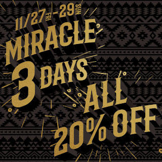 MIRACLE3DAYS