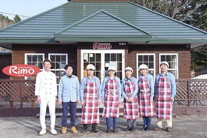 世界チャンピオンの作る、北海道産ジェラート
