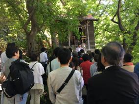 ※金吾龍神 東京分祠は、東京都渋谷区代々木に御鎮座しております。