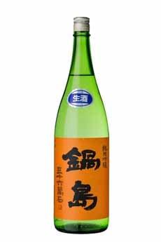 鍋島 純米吟醸 五百万石 生酒