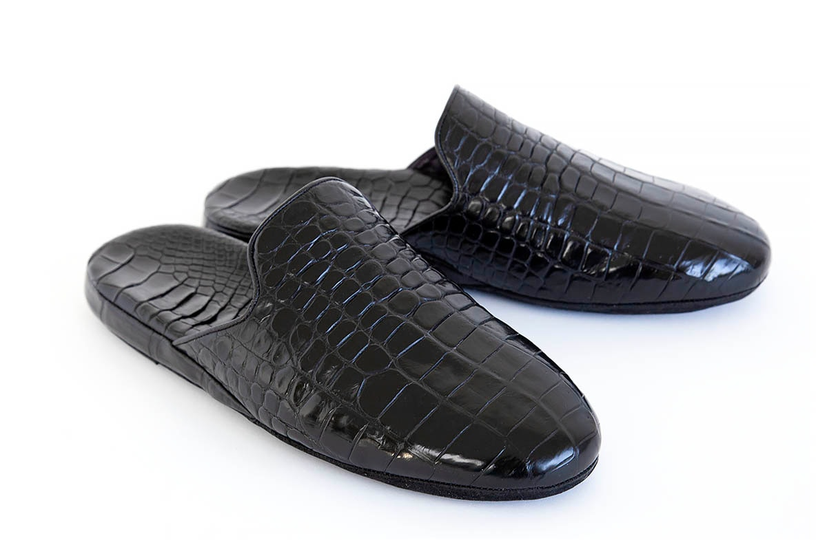 president's footgear 最高級スリッパ