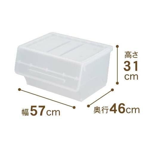 squ+ フロック ワイド深型30cm