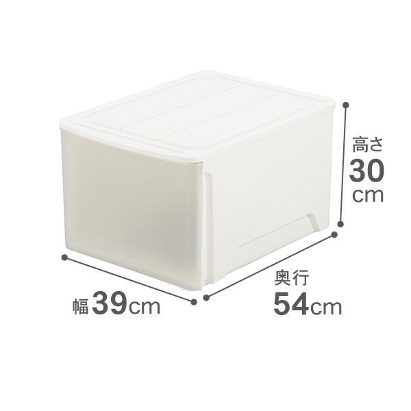 グローブ クローゼット30 シボホワイト