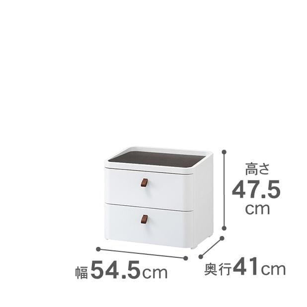 ロイヤルドロアー 542 2段