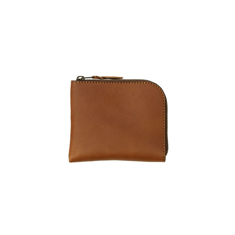 L型ファスナー財布