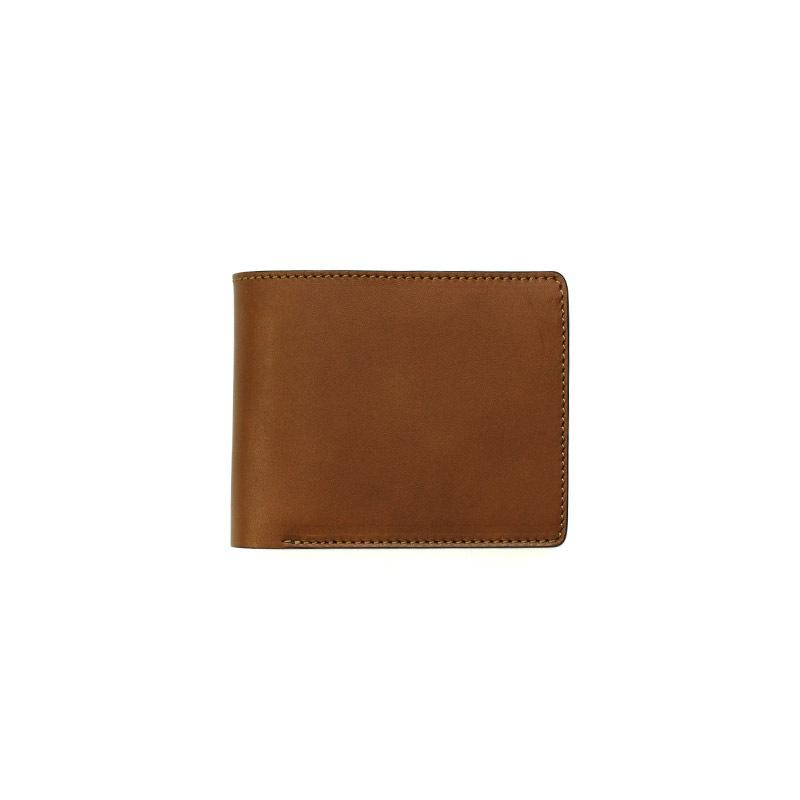 二つ折り財布 コインケース付き カード大容量