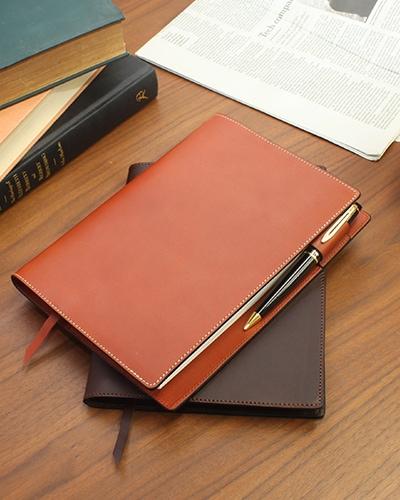 ブックカバーA5サイズ