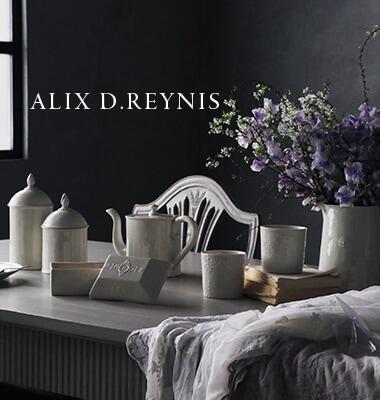 ALIX D. REYNISのテーブルウェアやランプ