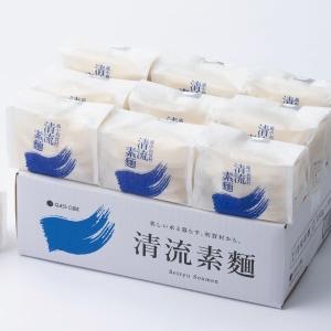 清流素麺10袋