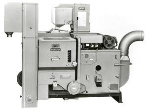 サタケの籾摺機 APS500