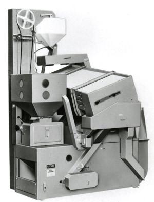 サタケの籾摺機HPS60