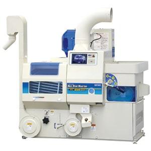 サタケの籾摺機『ネオライスマスター』NRZ350