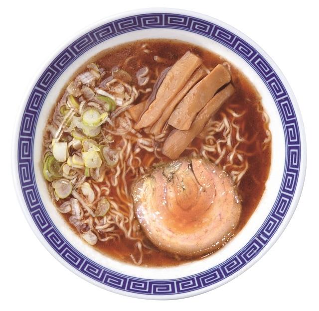 飛騨高山 屈指の行列店 豆天狗 細ちぢれ麺にからむ醤油スープ