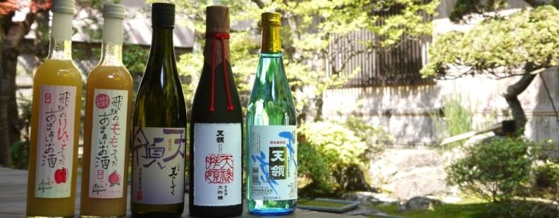 飛騨高山 お土産 飛騨の酒蔵めぐり 飛騨の名酒 天領 飛騨萩原の蔵元