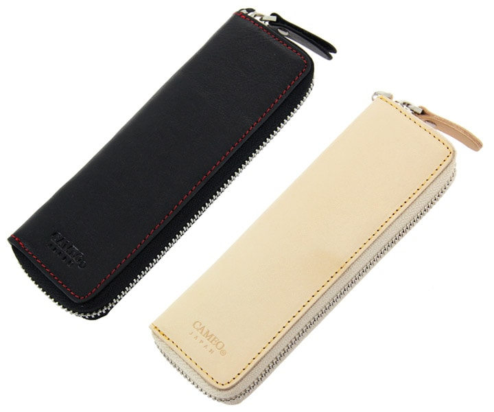 DARTS CASE【CAMEO】TRIM Leather ver.2 Black