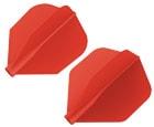 DARTS FLIGHT【8FLIGHT】Shape Red