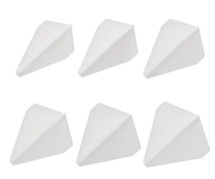 DARTS FLIGHT【Fit Flight PRO】V-1 White