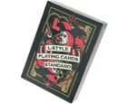 DARTS ACCESSORIES【L-STYLE】PLAYING CARDS