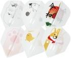 DARTS FLIGHT【Flight-L x D.Craft】Obake おばけ