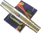 DARTS SHAFT【unicorn】Gripper4 Elements Two tone Long Black/Clear No.78973