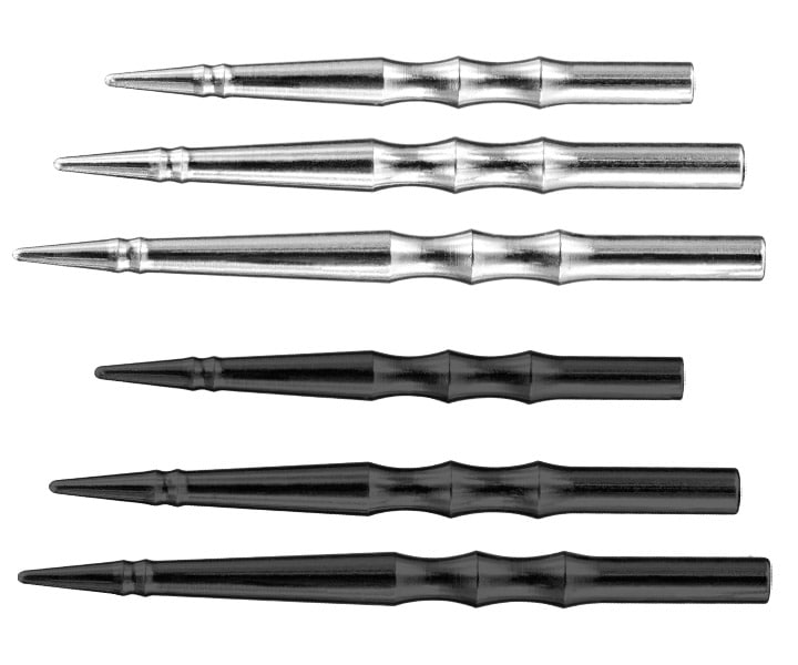DARTS ACCESSORY【Harrows】SABRE POINT Silver 32mm