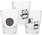 DARTS ACCESSORIES【S4】ShotGlass darts panda
